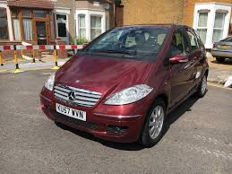 mercedes a class history 2008 mercedes a class a160 automatic diesel special edition