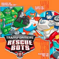 22 transformers rescue bots party images