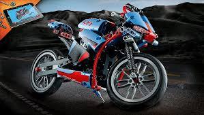 si e moto enfant des lego technic pour les motards qui sont restés de grands enfants