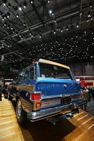 classic jeep wagoneer classic jeep wagoneer could be geneva u0027s coolest suv