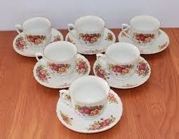 tea cup set china tea cup set consisting of the following