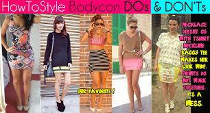 how to wear a bodycon dress casually ideas ways to wear