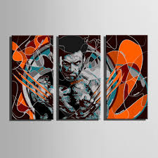 online buy wholesale wolverine oil painting from china wolverine