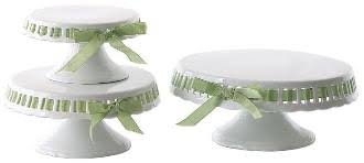 white cake stands white cake stands