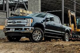 2017 ford super duty pickup truck the strongest toughest