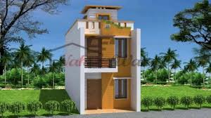 Indian House Design Front Elevation YouTube - Front home design