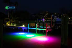 Underwater Landscape Lighting by Aqua Dock Lights News Bright Ideas U0026 More