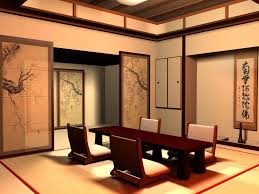 Modern Japanese Furniture Design by Japanese Style Dining Table 285