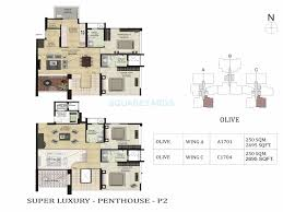 3 bhk 1516 sq ft apartment for sale in shapoorji pallonji park