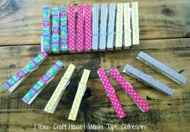 easy washi tape crafts texas craft house