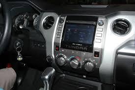 nissan titan aftermarket stereo 2015 toyota tundra trd pro oem audio plus system 400