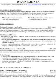 Example Of A One Page Resume by Radin Associates Resume Design Tips