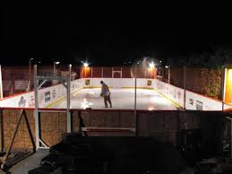 105 best backyard hockey rinks images on pinterest backyard ice