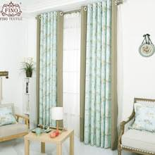 Yellow Curtains For Bedroom Buy Yellow Blue Curtains And Get Free Shipping On Aliexpress Com