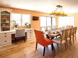 dining room to office nontraditional dining room designs you need in your life hgtv s