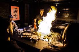 restaurant japonais chef cuisine devant vous mon resto préféré avis de voyageurs sur steakhouse montréal