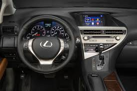 lexus rx interior 2012 2015 lexus rx 350 is it still on top review the fast lane car