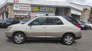 2005 buick rendezvous supreme motors
