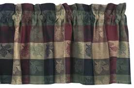 Cabin Style Curtains Fancy Log Cabin Curtains And Lodge Log Cabin Style Decorating