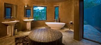 safari bathroom ideas africa safari lodges bathroom views