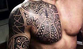 mexican eagle tattoo tribal