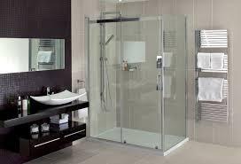 Shower Door Screen Frameless Sliding Door Shower Screens Fashionable Sliding Door