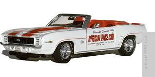 69 camaro pace car greenlight collectibles 1969 camaro indianapolis pace car diecast