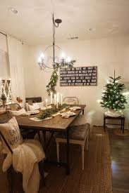 night time christmas dining room tour mrs rollman blog