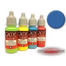 vallejo game color paint magic blue 72 021