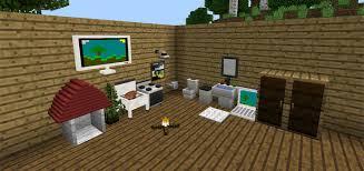 minecraft home interior top minecraft pe furniture for your interior home design makeover