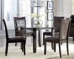 Modern Furniture Stores Chicago by Round Glass Dining Set Contemporary Furniture Stores Chicago