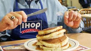 Get Free Pancakes At Participating National Pancake Day 2018 Ihop Offers Free Pancakes Raises