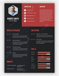 unique resume templates free awesome resume templates glamorous free resume templates cool