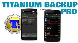 titanium backup pro apk no root titanium backup pro 8 0 2 apk cracked version 2017