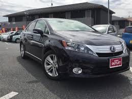 lexus hs 250h front camera 2010 lexus hs 250h version i used car for sale at gulliver new