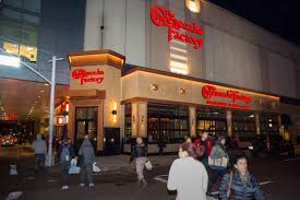 queens center mall thanksgiving hour new york city u0027s first cheesecake factory is open in queens