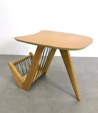 mid century end table end table mid century modernism style antiques ebay