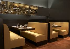 Kitchen Banquette Furniture Appealing Leather Banquette Seating 24 Leather Booth Seating