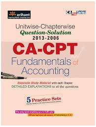 unitwise chapterwise questions solutions 2013 2006 ca cpt