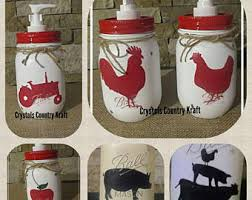 pig kitchen canisters rooster chicken kitchen canister sets rooster soap
