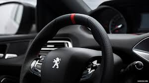 peugeot 308 gti white 2016 peugeot 308 gti interior steering wheel hd wallpaper 76