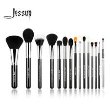 aliexpress com buy jessup brand 7pcs black silver professional
