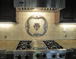 kitchen backsplash metal medallions kitchen backsplash medallions unique featured installations metal