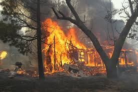 Auburn California Wildfire by Lodges Destroyed In Chariot Fire The San Diego Union Tribune