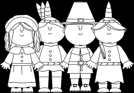 thanksgiving clipart black and white 101 clip