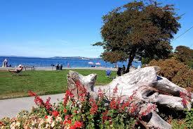 Me Kwa Mooks Park West Seattle by Alki Beach Park Parks Seattle Gov