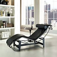 articles with leather chaise lounge chair tag enchanting