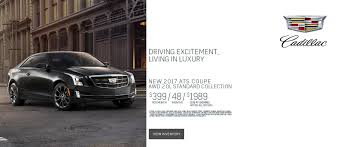 lease cadillac ats lease a cadillac ats coupe from cadillac of mahwah your