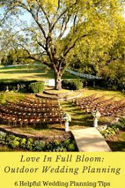 20 Ingenious Tips For Throwing An Outdoor Wedding by Love In Full Bloom Outdoor Wedding Albuquerque