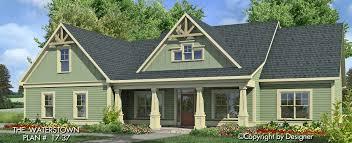 waterstown house plan house plans by garrell associates inc